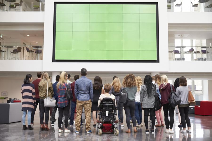 ТАСС установит видеоэкраны в метрополитенах семи городов