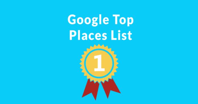 Google вывел из беты поисковую функцию Top Places List