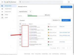 Сбой в работе Google Мой бизнес привёл к пропаже кодов магазинов
