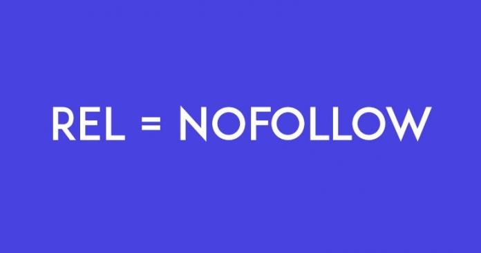 Google может начать игнорировать атрибут rel=nofollow, используемый по умолчанию