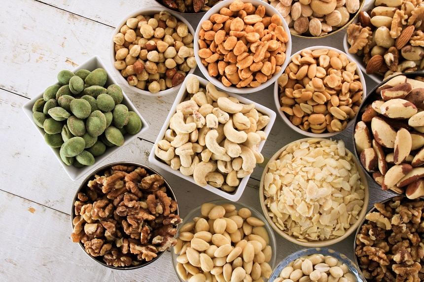 Чем полезны разные виды орехов?