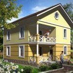 Дом из SIP-панелей. Как сэкономить на строительстве?