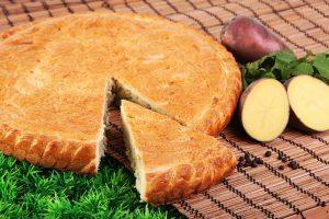 Как приготовить пирог с фаршем в мультиварке
