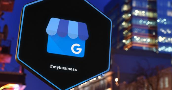 Из-за бага в интерфейсе Google Мой бизнес не отображаются филиалы
