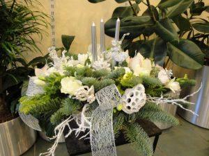 Волшебная новогодняя флористика своими руками