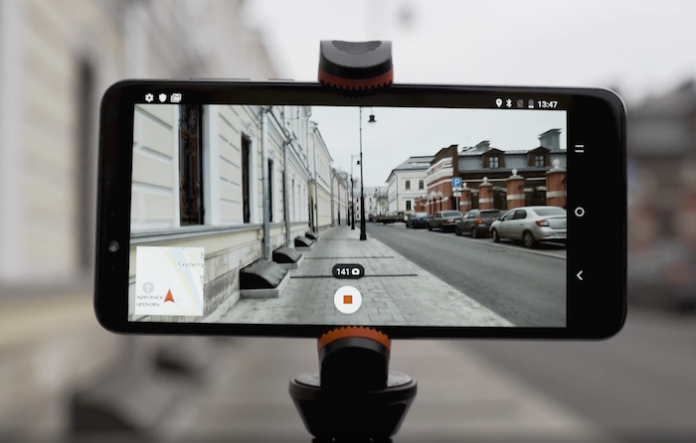 Народная Карта Яндекса позволит фотографировать пешеходные маршруты