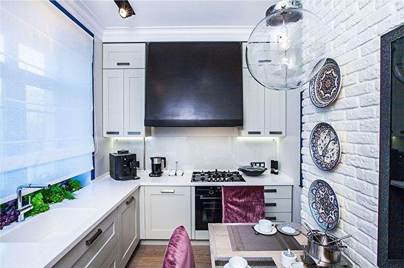 Дизайн кухни. Как сделать комфортно и красиво