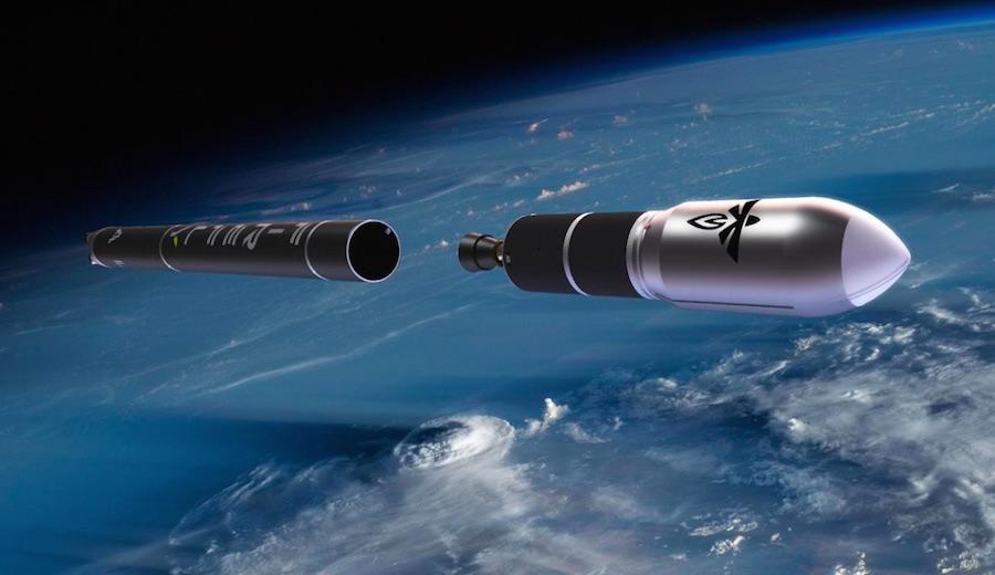 Украинские коммерческие спутники на американском космодроме