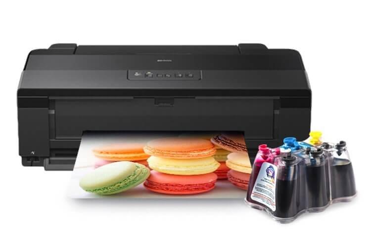 Как эксплуатировать принтер с установленной СНПЧ