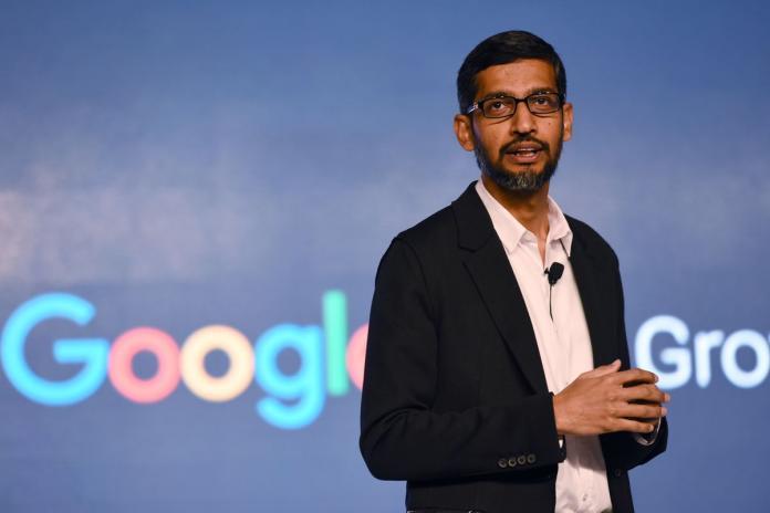 Глава Alphabet Сундар Пичаи призвал к регулированию ИИ