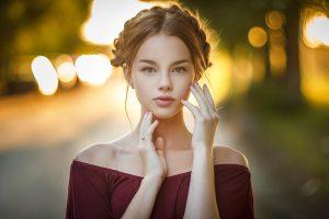 Секреты удачных фото портретов от фотошколы