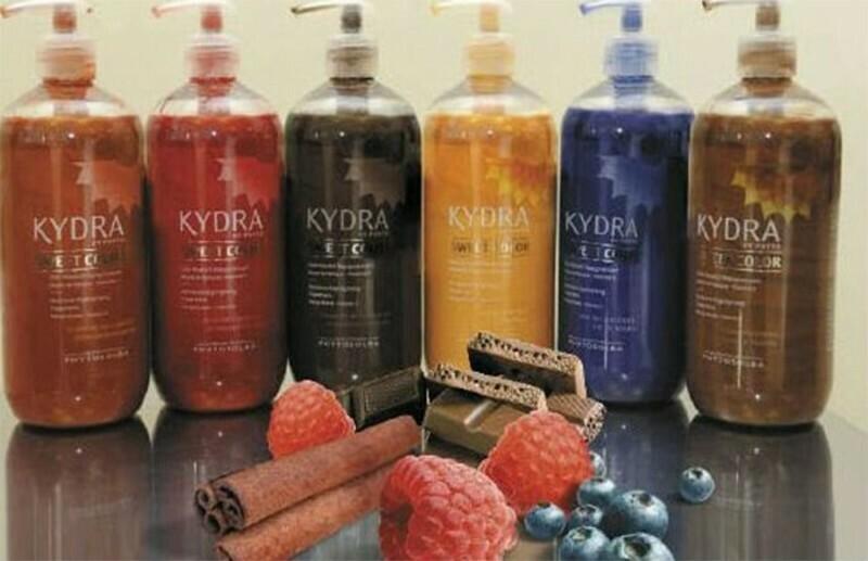 Качественная краска Kydra и средства по уходу за волосами от интернет магазина Goldenhairs