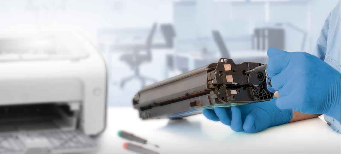 Особенности заправки лазерных картриджей