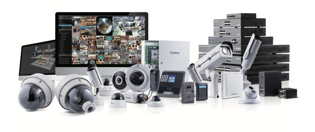 Установка камер наблюдения для безопасности