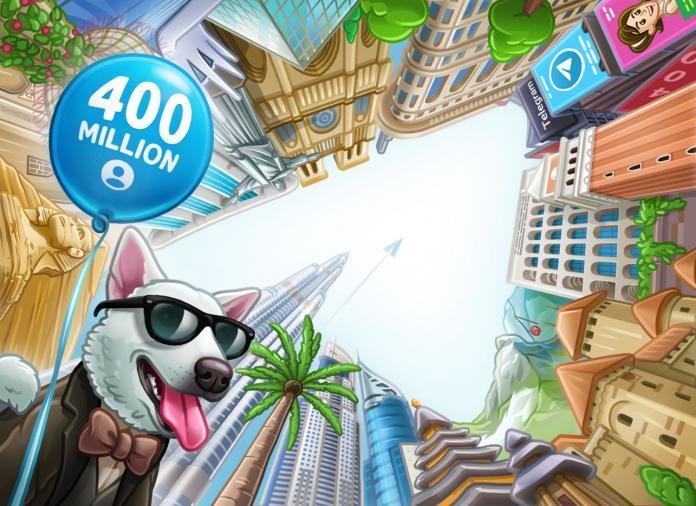 Telegram сообщил о росте аудитории до 400 млн и анонсировал безопасные групповые видеозвонки