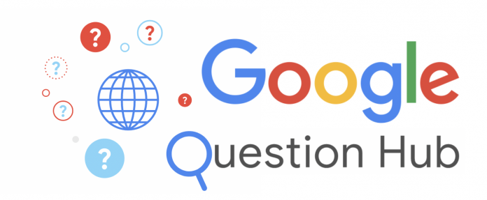 Google тестирует Question Hub для сбора вопросов на тему COVID-19