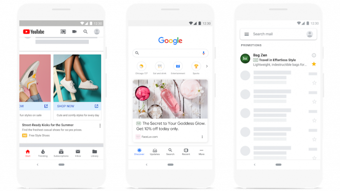 Google Ads запустил рекламу формата Discovery по всему миру