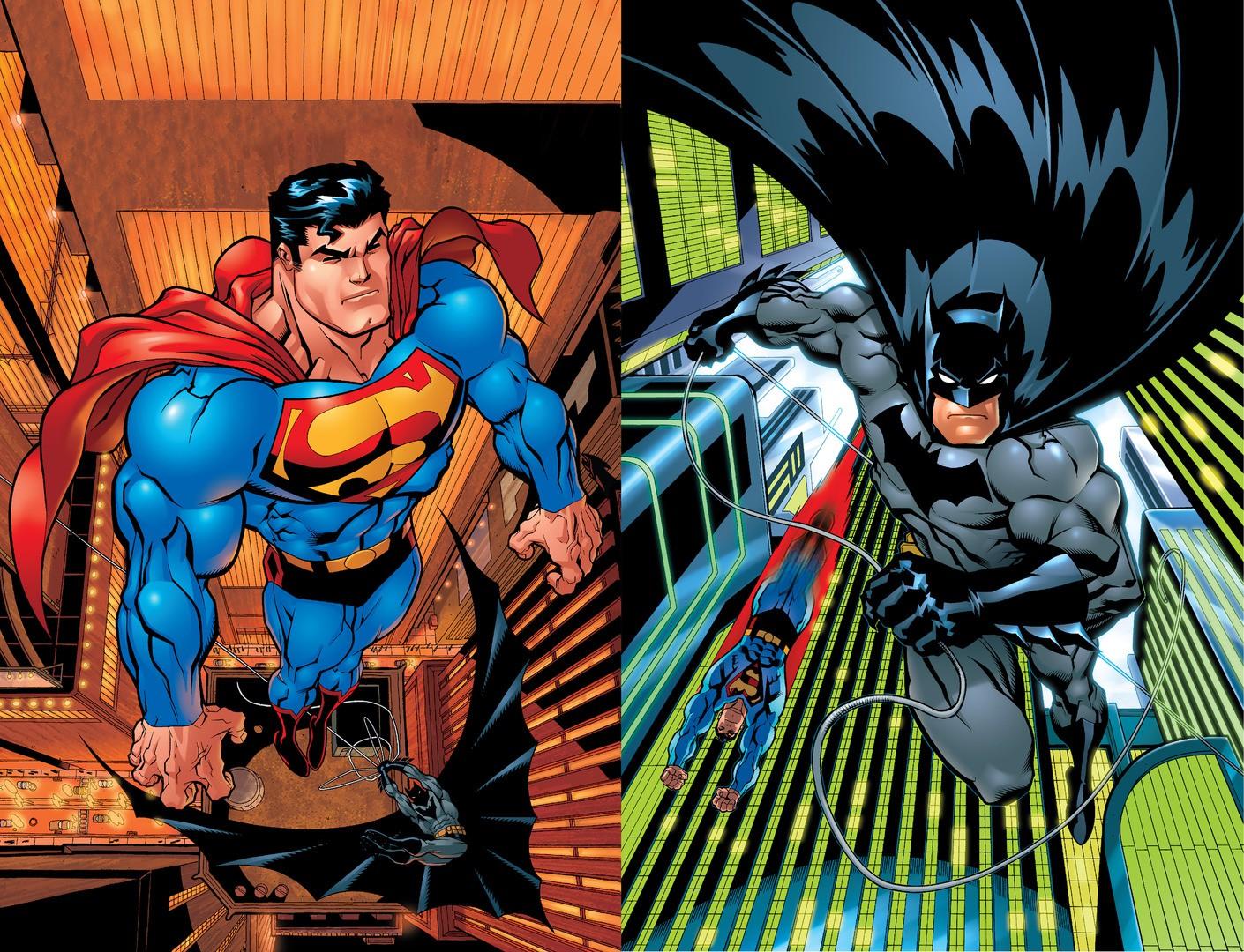 Comics — Издательству Vertigo и его комиксы