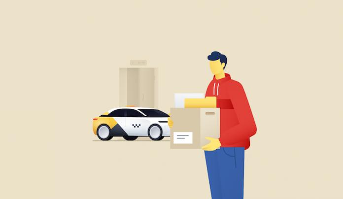 Яндекс.Такси и Яндекс.Касса запустили организацию доставки с оплатой на месте