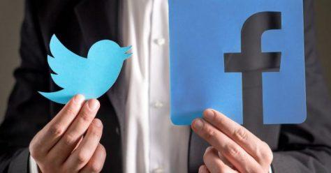 Российские приставы собираются принудительно взыскать штрафы с Twitter и Facebook