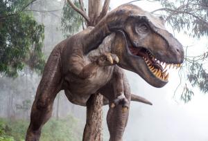 В результатах поиска Google появились 3D-модели динозавров