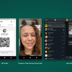 WhatsApp представил анимированные стикеры, тёмный режим для ПК и QR-коды для контактов