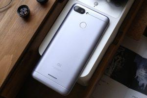 Обзор смартфона Xiaomi Redmi 6