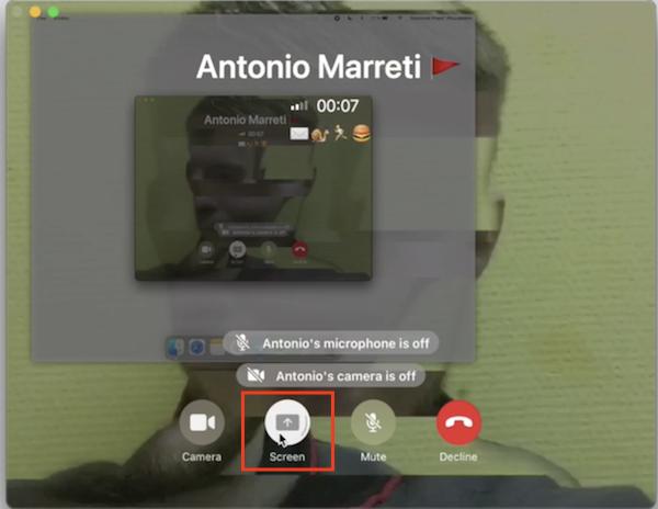 В Telegram для macOS появилась демонстрация экрана