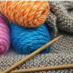 Большой выбор пряжи для вязания разных изделий