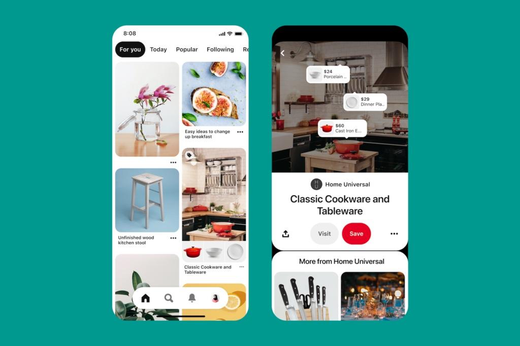 Pinterest запустил новые инструменты для продавцов