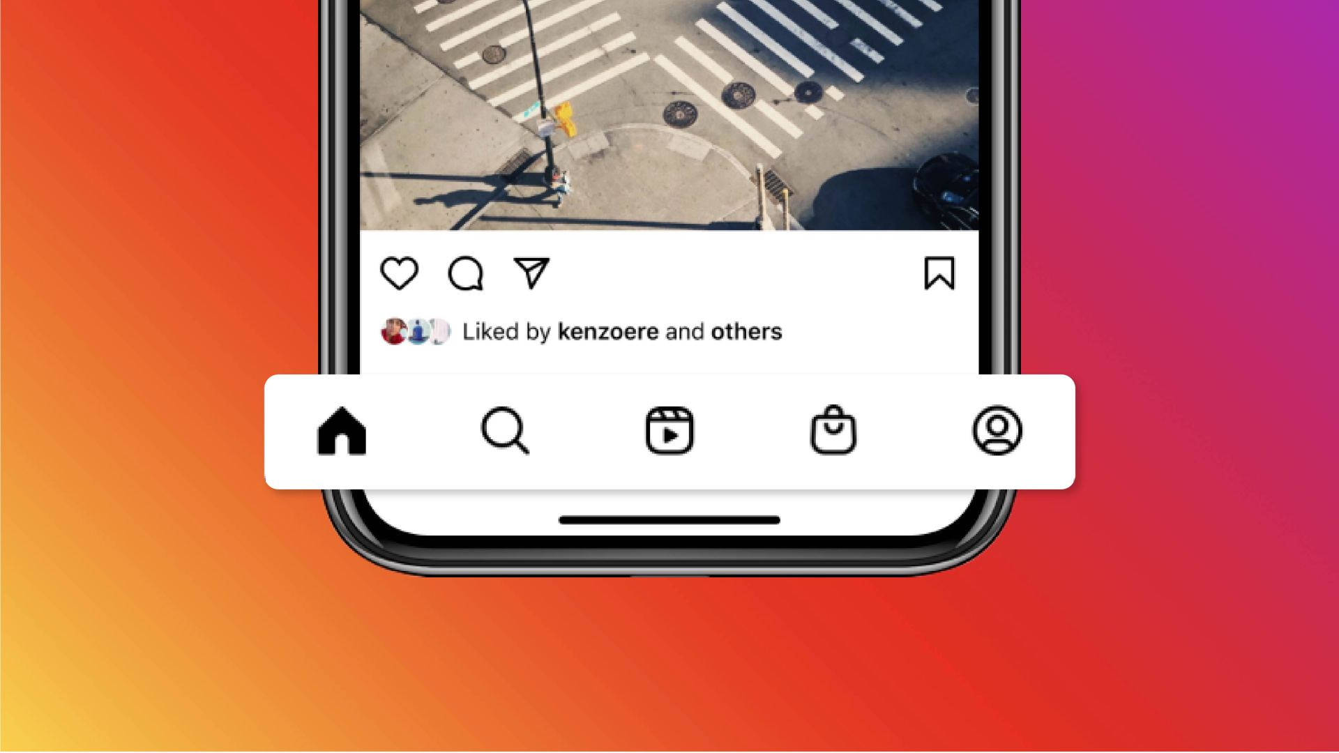 В Instagram появились вкладки Reels и Shop