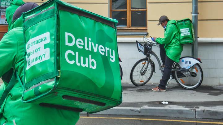 Delivery Club запустил анонимайзер между курьерами и клиентами