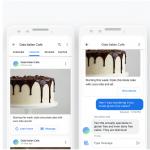 Google позволил компаниям общаться с потенциальными клиентами прямо в Поиске и Картах
