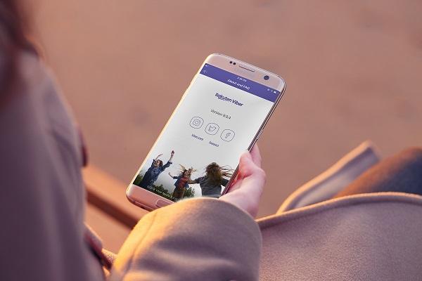 Viber запустил в бизнес-сообщениях функцию отправки файлов File Sharing