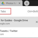 В Google Chrome появились поиск по вкладкам и новый уровень защиты паролей