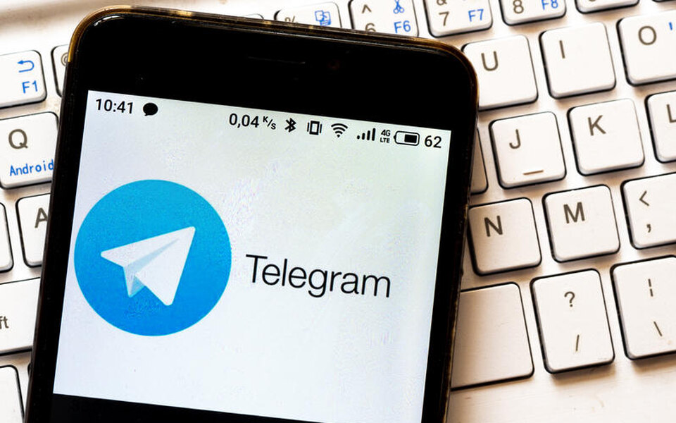 Telegram стал вторым самым скачиваемым приложением в США