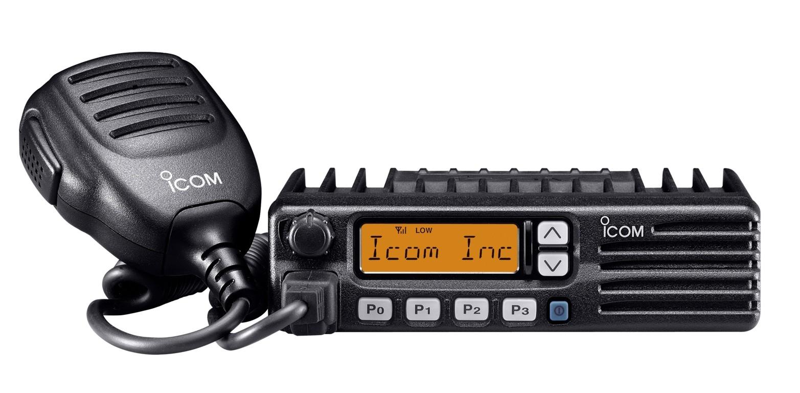Профессиональные радиостанции ICOM
