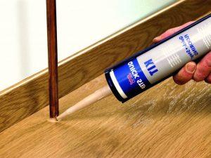 Варианты использования герметиков в отделочных и ремонтных работах