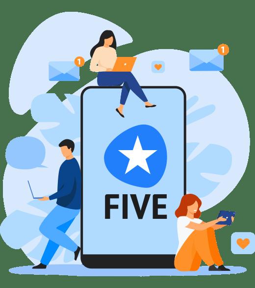 Пять СМИ для продвижения