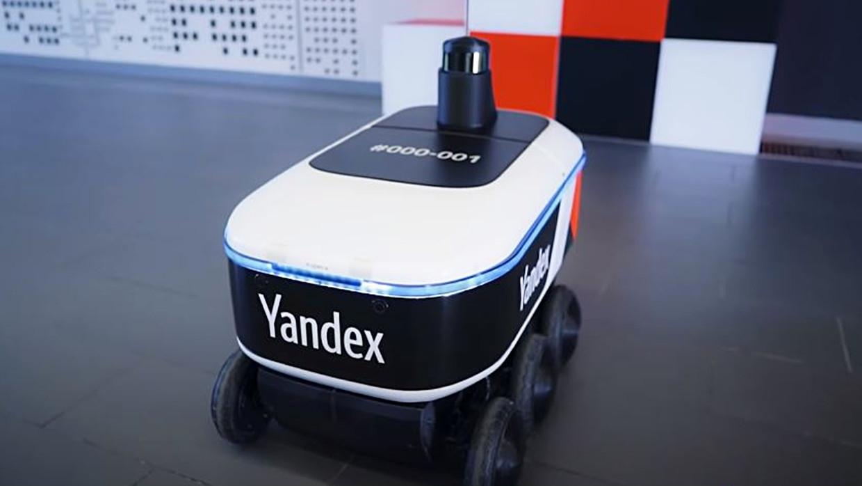 Яндекс планирует запуск доставки роботами-курьерами в США, Израиле и Южной Корее