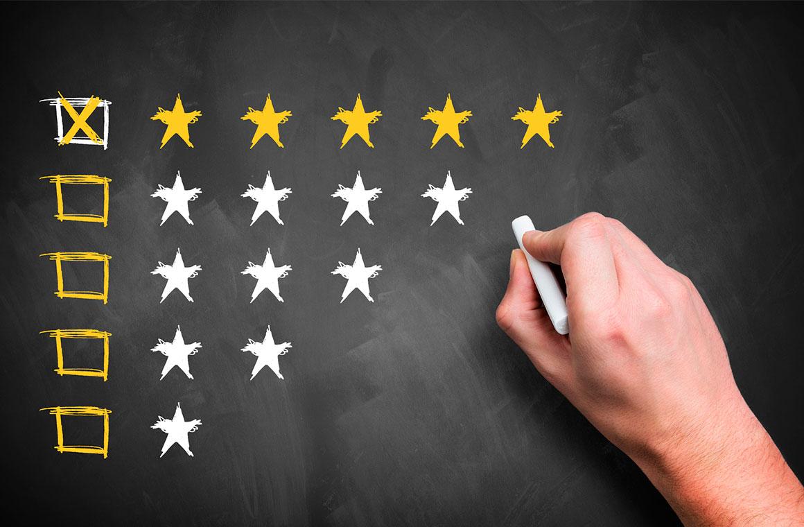 Онлайн рейтинги компаний