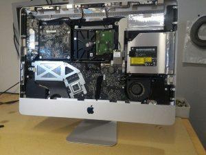 Ремонт персонального компьютера iMac