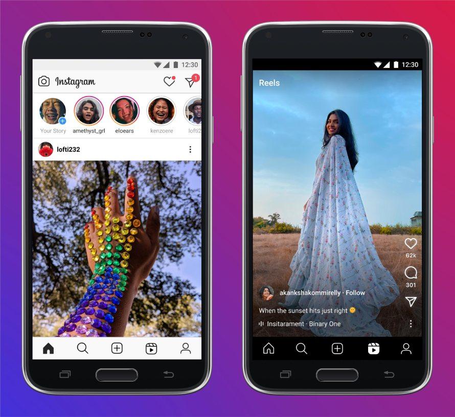 Facebook выпустил приложение Instagram Lite для Android