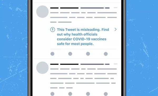 Twitter вводит систему страйков для борьбы с дезинформацией