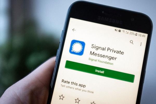 В мессенджере Signal появились криптовалютные платежи