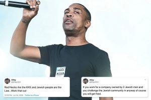Twitter заблокировал аккаунт рэпера Wiley