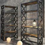 Дизайн современной мебели из металла