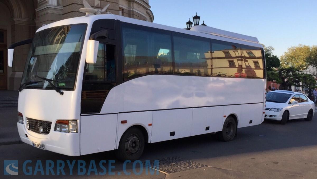 Ищем перевозчика со Всеукраинским порталом пассажирских перевозок
