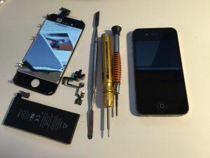 Выполняем качественно ремонт iPhone