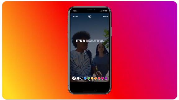 Instagram запустил автоматические субтитры для Stories
